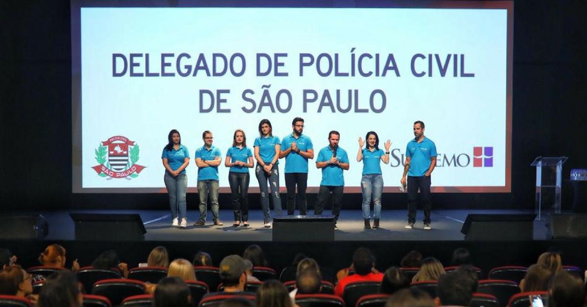 Recursos. Delegado de Polícia Civil de São Paulo